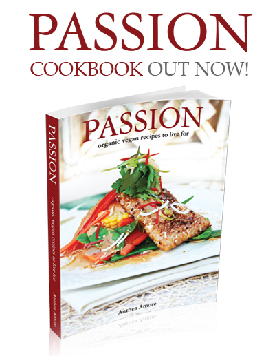 PASSION COOKBOOK FRONTPAGE
